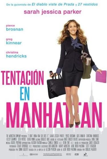 Sarah Jessica Parker vuelve a Manhattan, ¡qué ganas!