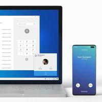 Windows 10 ya soporta de forma nativa la transferencia inalámbrica de archivos desde y hacia algunos smartphones Samsung Galaxy
