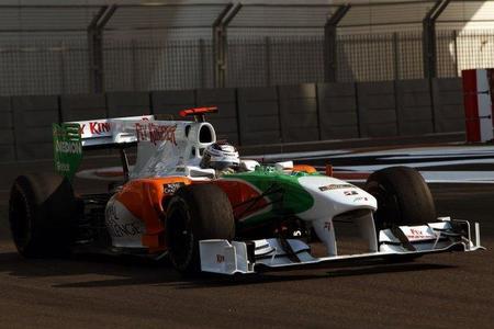 Force India y Virgin comenzarán los entrenamientos de pretemporada con los coches de 2010