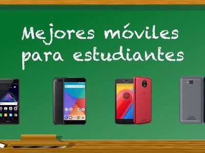 La vuelta al cole con Android: 11 móviles baratos para estudiantes