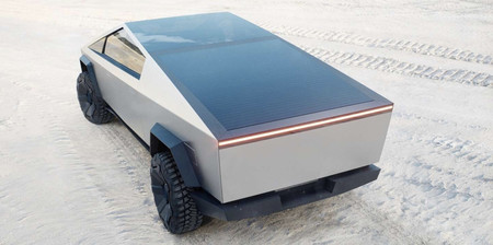 Paneles solares para estirar la autonomía de la Tesla Cybertruck: una idea frustrada para el Tesla Model 3 que podría ver la luz