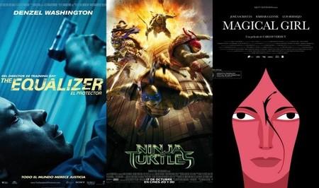 Estrenos de cine | 17 de octubre | ¡Cowabunga!