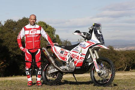 Barragan Gasgas Rally Team 01