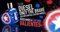 El Club DIESEL en Trendencias Hombre te regala su edición limitada Only the Brave Capitán América