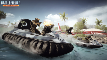 Naval Strike, el DLC de Battlefield 4, es el siguiente en pasar a ser gratuito