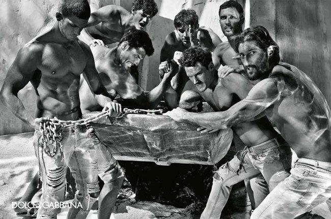 Foto de Campaña Dolce & Gabbana Privamera-Verano 2011 (1/9)