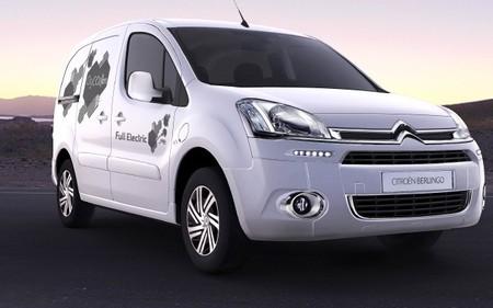 Citroën Berlingo EV, a la venta desde 23.900 euros