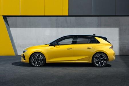 Opel Astra 2022 4
