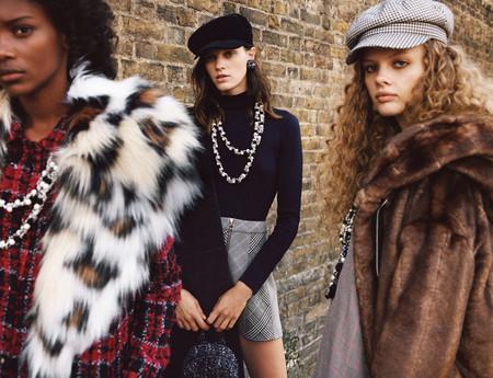Todo vuelve y la nueva colección de Zara TRF viene con un toque vintage de lo más molón