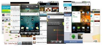 Android Gingerbread 2.3.3 permitirá realizar capturas de pantalla