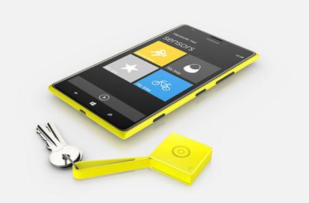 Treasure Tag, el llavero de Nokia que nos ayuda a encontrar objetos