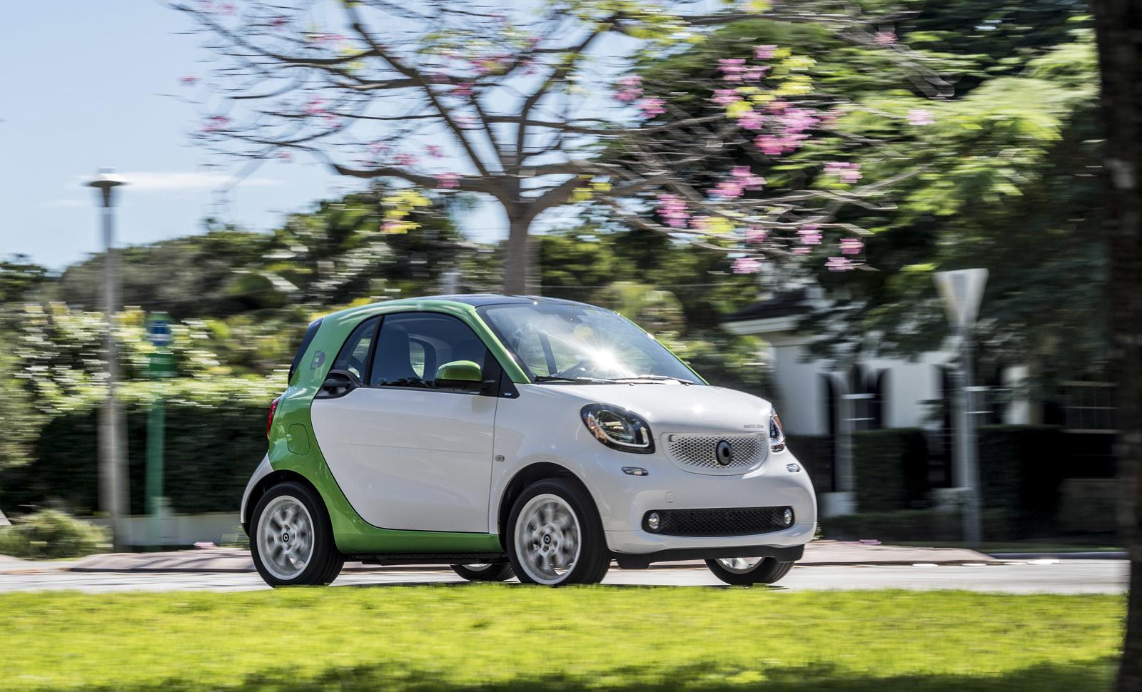 Foto de smart fortwo Electric Drive, toma de contacto (98/313)