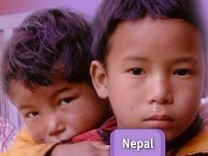 Irregularidades en las adopciones en Nepal