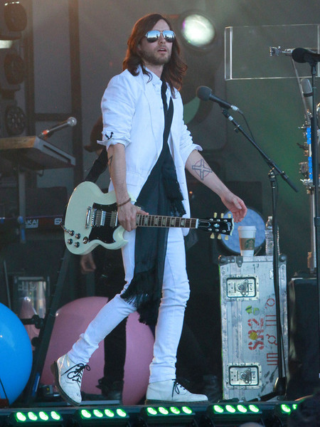 Jared Leto bee gees