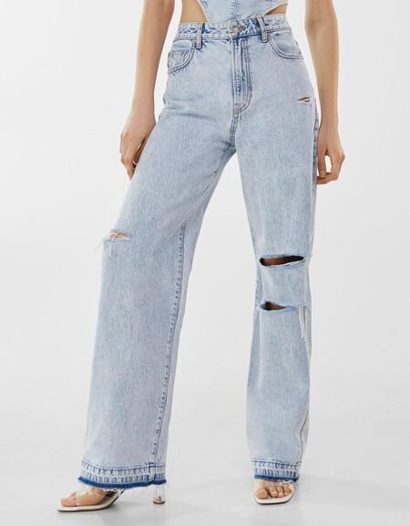 Jeans 90 S Rotos