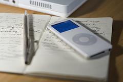 iPod Notes Packager: Convierte webs y textos a notas para el iPod, desde internet