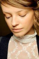 Maquillaje de pasarela: ojos en nude para esta primavera-verano 2011