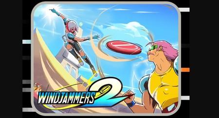 Windjammers 2 es oficial: el pong hipervitaminado de Data East tendrá una secuela en Switch y PC