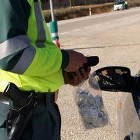 En siete días, 2.163 conductores han sido cazados por conducir tras haber consumido alcohol u otras drogas