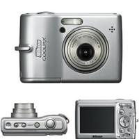 Nikon Coolpix L12, L11 y L10