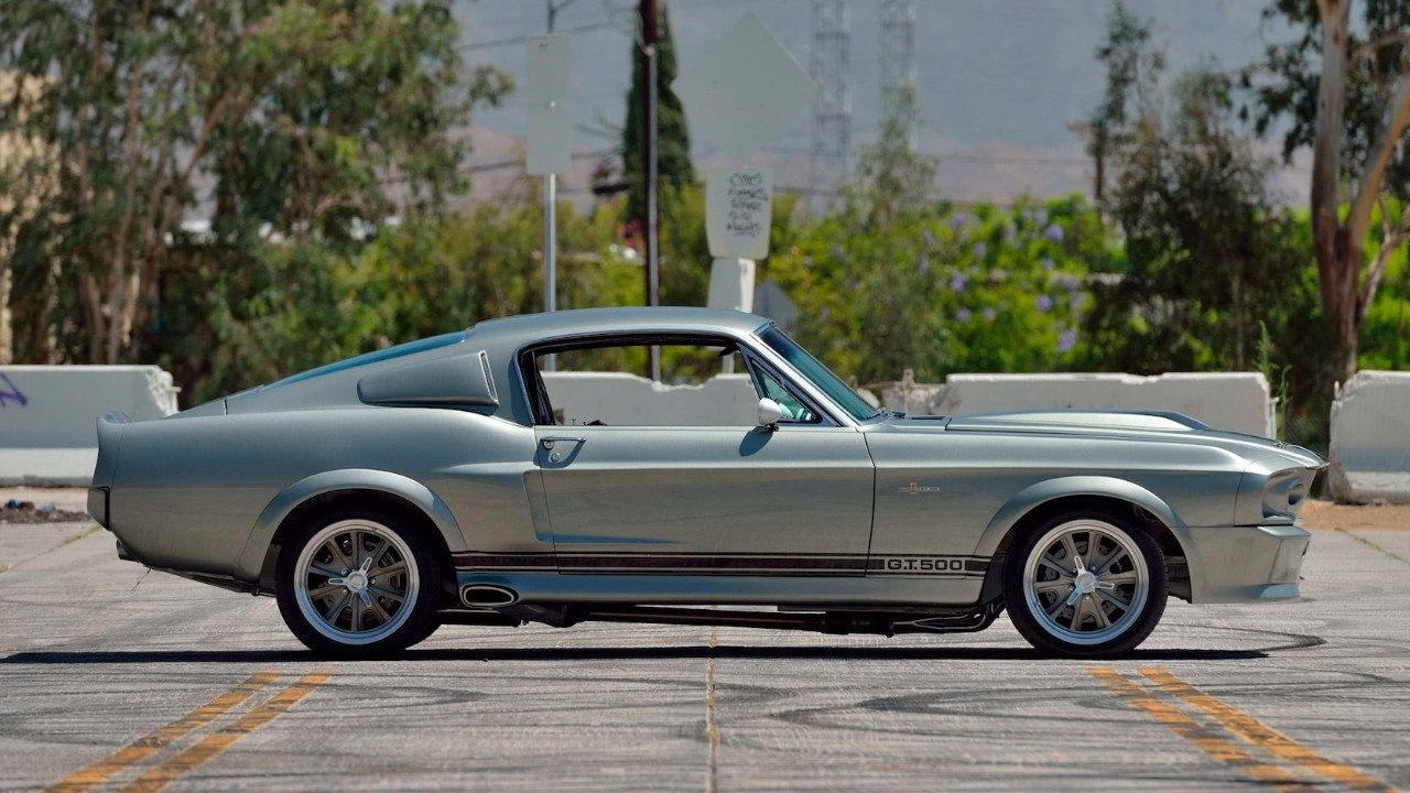 "Foto de Ford Shelby GT500 ""Eleanor"" subasta (11/21)"