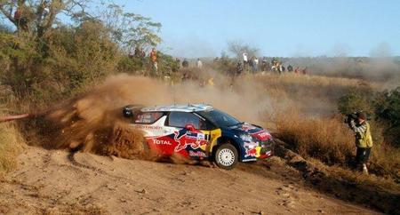 Rally de Argentina 2011: Sébastien Loeb gana la superespecial y es el primer líder