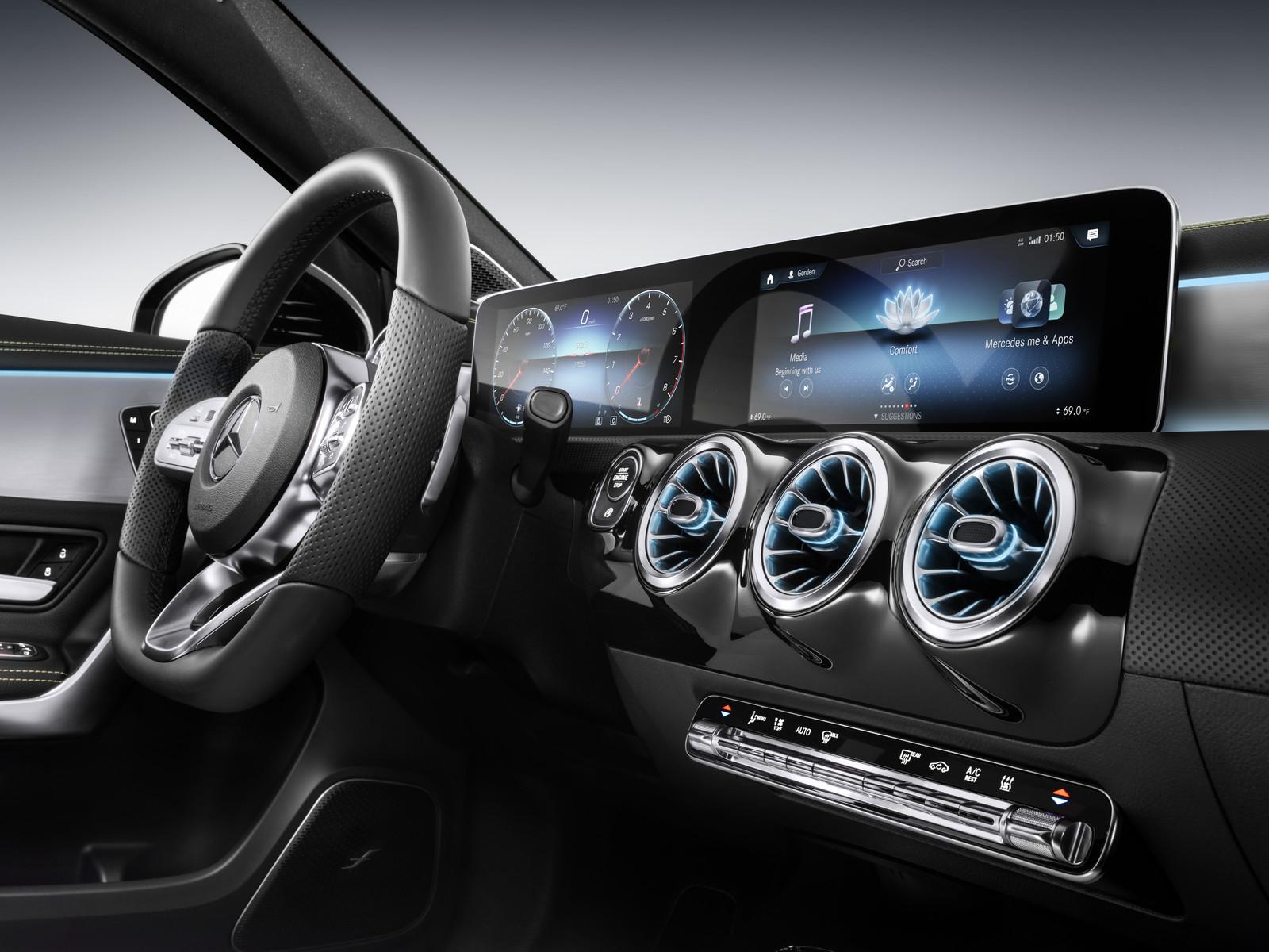 Foto de Mercedes-Benz Clase A 2018 (73/139)