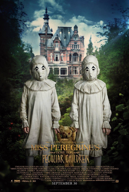 Foto de Carteles de 'El hogar de Miss Peregrine para niños peculiares' (8/19)