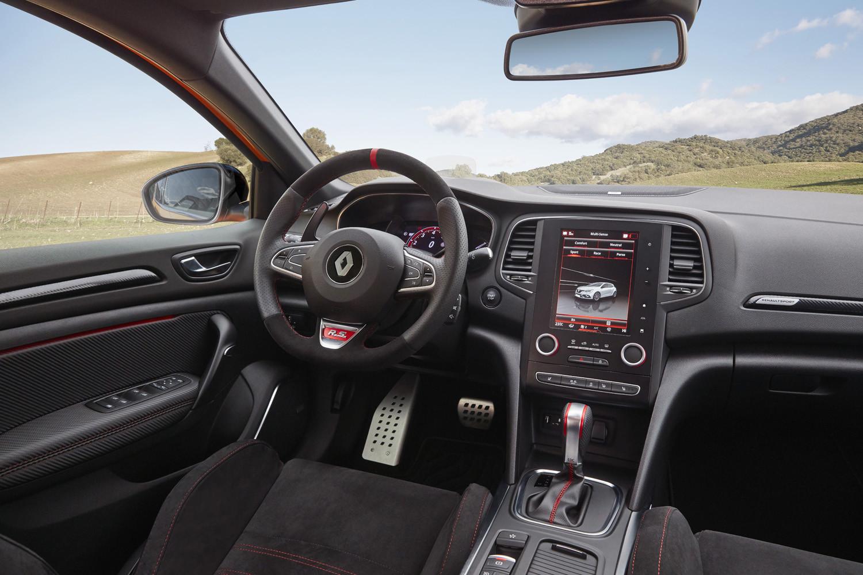 Foto de Renault Mégane R.S. 2018, toma de contacto (42/129)