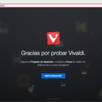 Vivaldi sigue mejorando y apunta a una posible versión final del navegador durante 2016