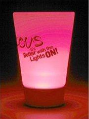 Ilumina tu bebida con Envious Glasses