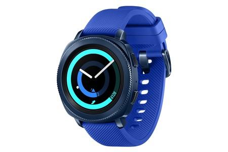 Samsung Gear Sport Oficial Azul