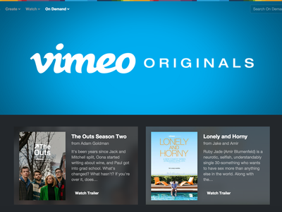 Vimeo competirá con Netflix, Amazon y Youtube con su propio servicio de suscripción de vídeo