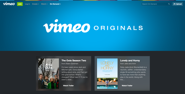Vimeo Originals