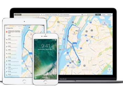 Apple Maps ahora dispone de páginas web públicas para algunos puntos de interés
