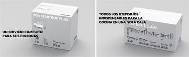 Cuando te independizas desde cero: Startboxes de Ikea