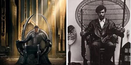 Huey Newton Black Panther