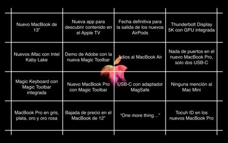 Bingo Keynote 27 Octubre Applesfera