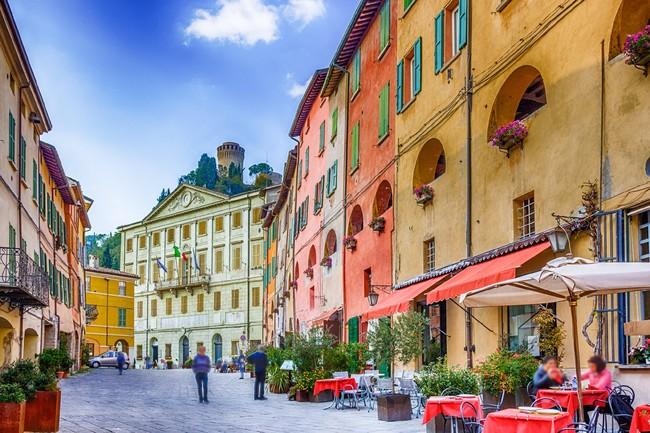 1 Italia Emiliaromagna Brisighella Shutterstock