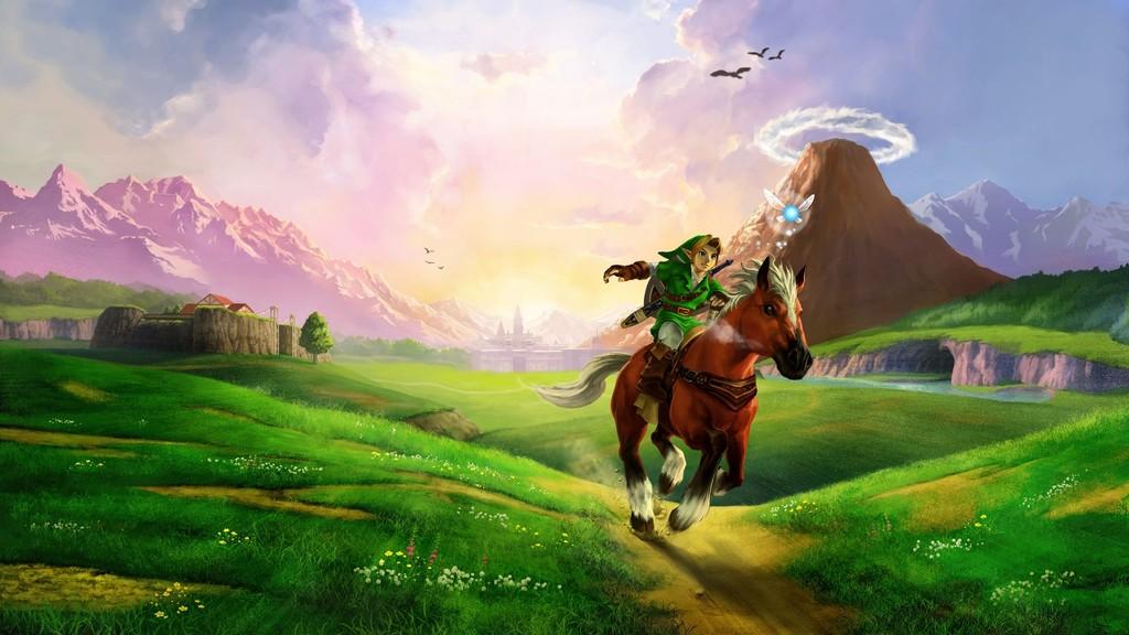 The Legend Of Zelda Combogamer 2