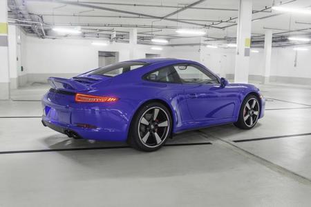 Porsche 911 GTS Club Coupe, exclusivo para América
