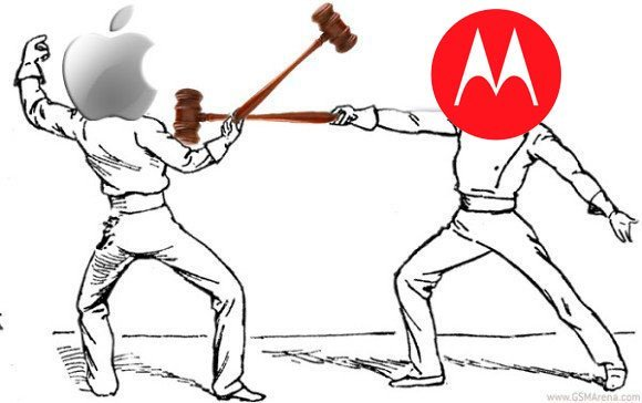 Apple y Motorola