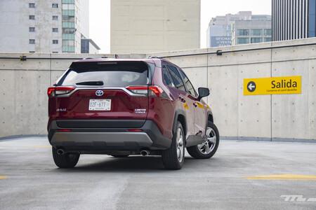 Toyota RAV4 Hybrid consumo méxico 11