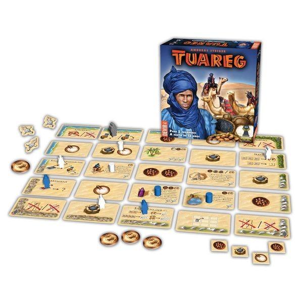 Tuareg Juego 0