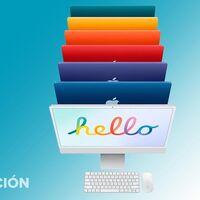 Más barato toadavía: nuevo precio para el iMac de 24 pulgadas con 512 GB en Amazon. Ahora lo tienes por 1.769 euros