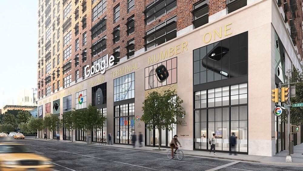 Google tendrá tiendas físicas al estilo Apple Store: la primera abrirá en Nueva York este mismo verano
