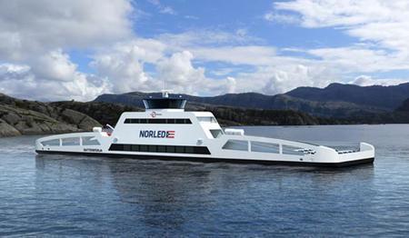 Ferry eléctrico 2