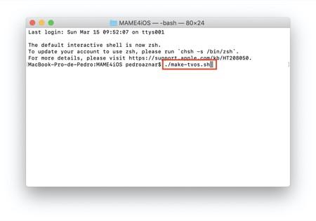 Instalar Mame Appletv Applesfera 07