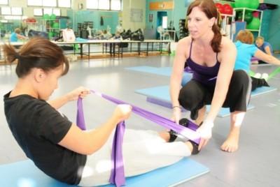 Primeros días en el gimnasio: no te olvides de hacer estiramientos