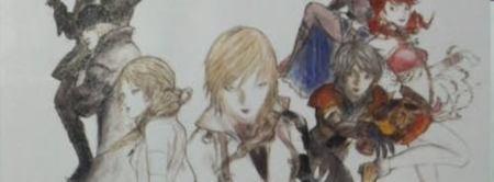 'Final Fantasy XIII'. ¿Cómo serían los diseños de personajes con Yoshitaka Amano?
